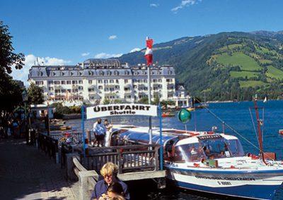 Zell am See: Sommerurlaub am Zellersee