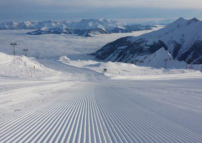 Schifahren am Kitzsteinhorn